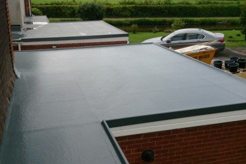 Flat Roof In Chelmsford