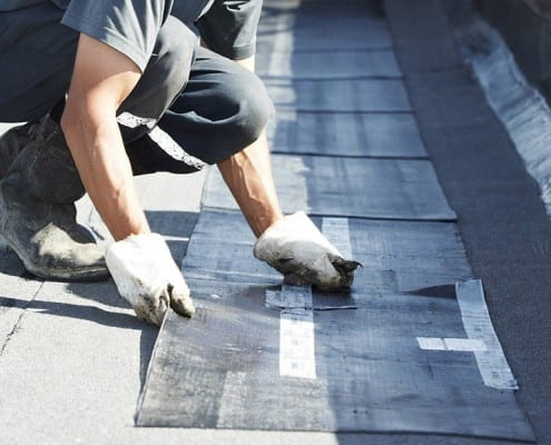 Flat roof repair Chelmsford