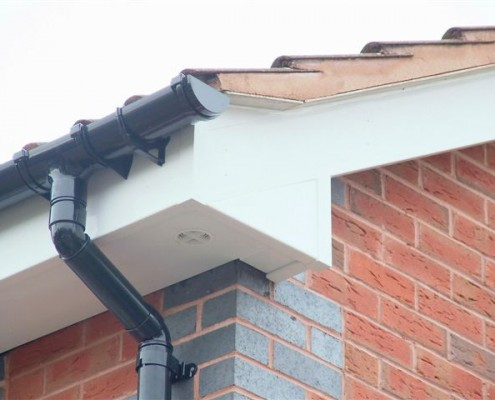 Attractive roof line in Chelmsford.