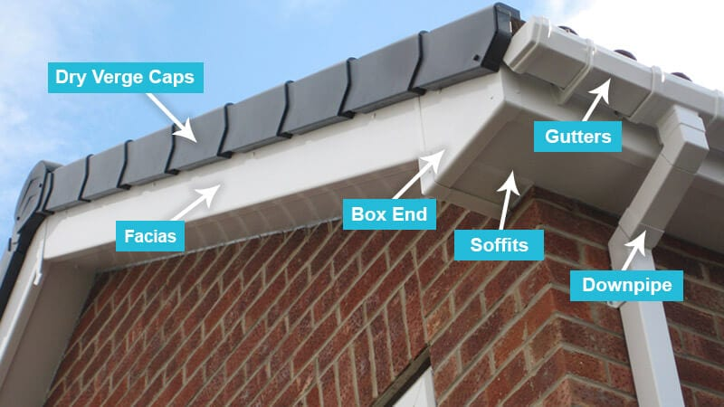 Roof Line Labeled